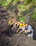 Roasting Marshmallows at the Volcano
