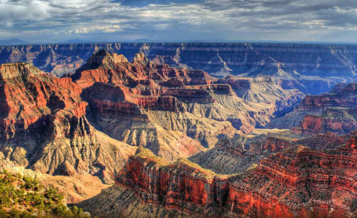 Resilience in the American West: The Grand Canyon