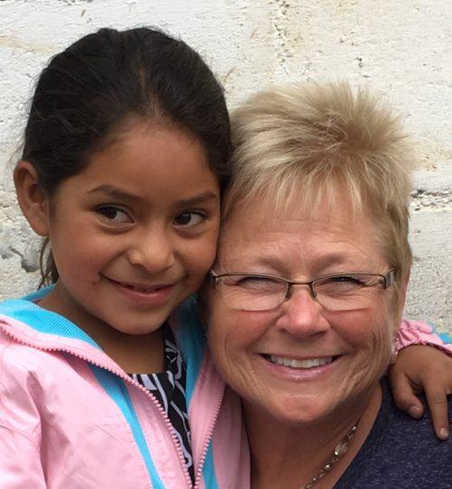 Karla's in Guatemala