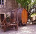 Big Wine Barrels