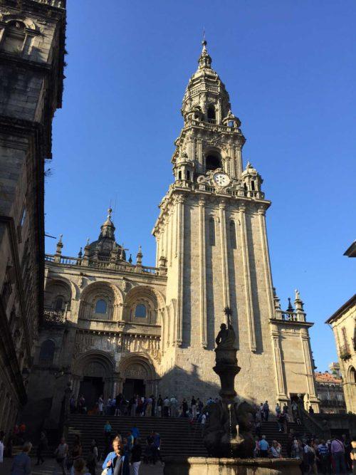 The Daring Spanish Camino